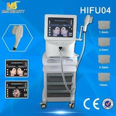 Cina HIFU High Intensity Focused Ultrasound Tas Eye Neck Dahi Removal pemasok