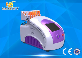 Cina 650nm Diode Laser Ultra Lipolysis Laser Liposuction Peralatan 1000W pemasok