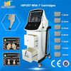 Cina 1000W HIFU Kerut Removal High Intensity Focused Ultrasound Mesin pabrik
