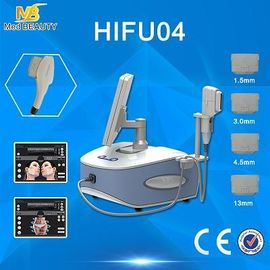 Cina Kecantikan Laptop HIFU Mesin Salon Klinik Spa Mesin 2500W 4 J / cm2 Distributor