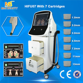 Cina 1000W HIFU Kerut Removal High Intensity Focused Ultrasound Mesin Distributor