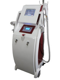 Cina Tiga sistem Elight(IPL+RF) + RF + ND YAG LASER 3 In 1 mesin Distributor